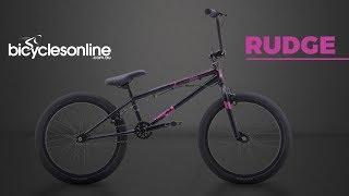 2018 Polygon RUDGE - BMX Bike Video