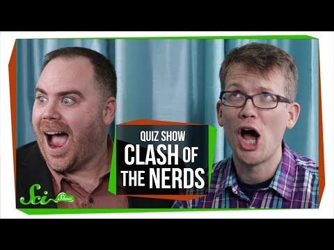 SciShow Quiz Show: When Science Meets Pop Culture