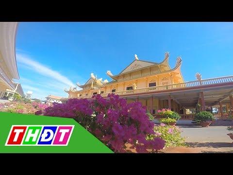 Khám phá ngôi chùa giữ nhiều kỷ lục nhất Việt Nam ở Vũng Tàu | THDT