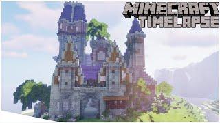 minecraft fantasy medieval castle ash