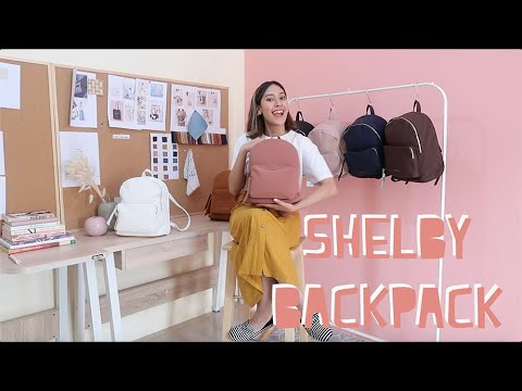 Review Shelby Backpack By Merche