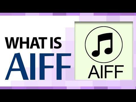 What is AIFF | AIFF File Format | Is AIFF Better Than MP3 | Audio File Format | Multimedia