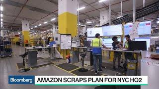 NY Political Leaders Failed in Amazon HQ2 Talks, Flying Fish Partner Says
