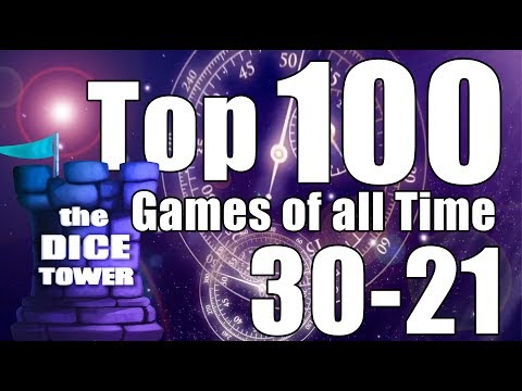 Top 100 Games Of All Time 30-21