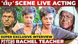 Smoking With Mysskin, Sparrow Flop, ASURAN Dhanush – Psycho Rachel Teacher Exclusive Interview