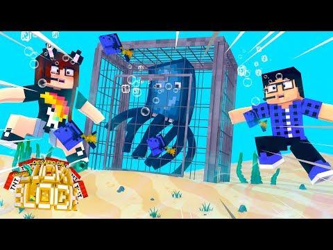 O SEQUESTRO DO BOB! - Minecraft: Desafio de Lucky Block
