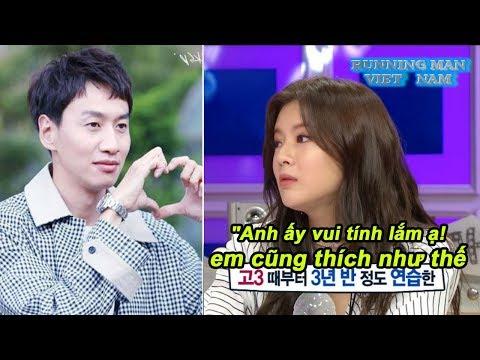 Lee Sun Bin Nói Gì Về Lee Kwang Soo Trước Khi Công Khai Hẹn Hò