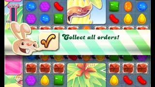 Candy Crush Saga Level 628 walkthrough
