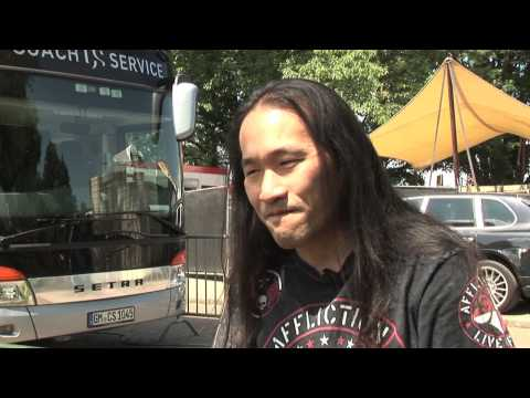Dragonforce interview - Herman Li (part 1)