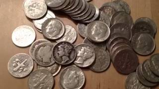 Junk Silver Investing - Choosing the Coins that Sell at a Higher Profit