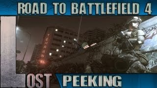 ► Road to Battlefield 4 - Peeking Taktik für Battlefield 3 (Tipps und Tricks / Game Guide)