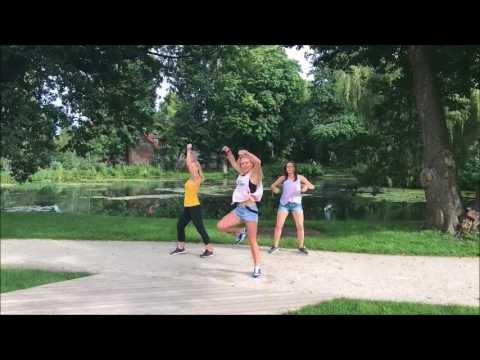 Zumba Fitness  Fly Procject -Get Wet -choreo by Ann B.