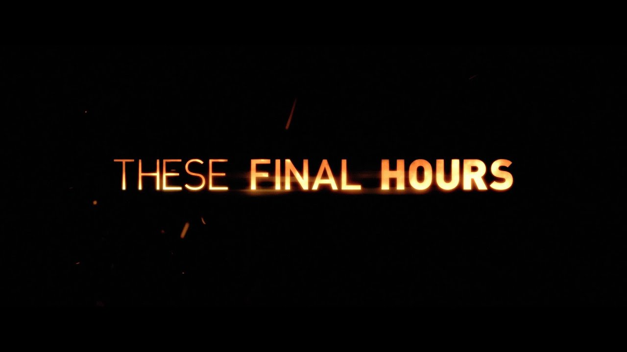 these final hours stream deutsch