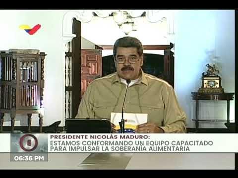 Presidente Maduro promete todo el apoyo a afectados por desbordamiento del Río El Limón