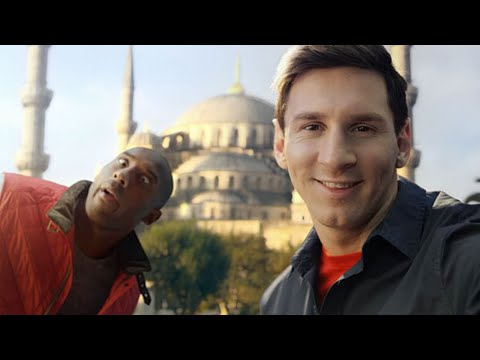 Lionel Messi Best Ever Commercials Ft Kobe Bryant ● Neymar Jr ● Luis Suarez ● Mo Salah