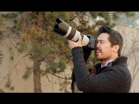 Canon 7D Mark II Hands-On Field Test