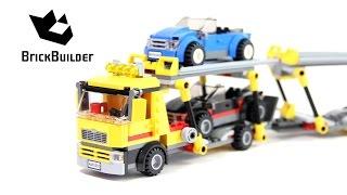 Kijk Lego City 60060 Auto Transport filmpje