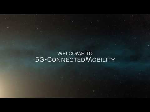 Ericsson 5g Connected mobility