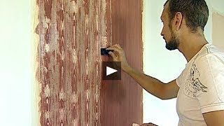 Реставрация старой мебели акриловой краской и другими средствами: инструкция, видео и фото
