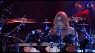 deadbeats 1 amazing drum solo by Jaska Raatikainen from children of...