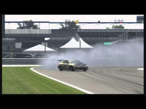 Session de Drift sur le Circuit routier d'Indianapolis et le Suzuka Est avec la Nissan Silvia S15 RM