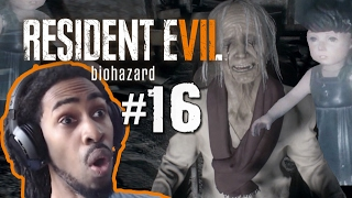 LP 16 NOO DAMN IT GRANNY. Resident Evil 7