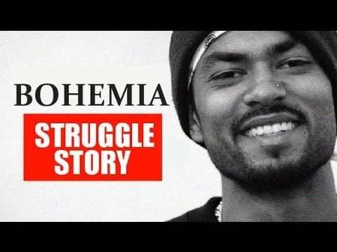 Bohemia Rapper - Struggle Story | Biography [Hindi]