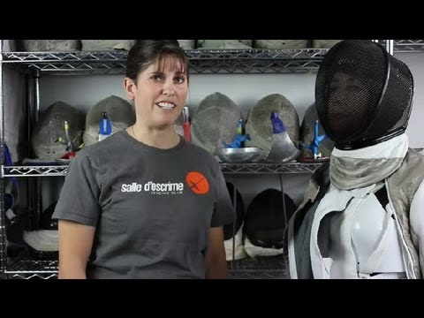 About Sport Fencing Equipment : The Sport Of Fencing