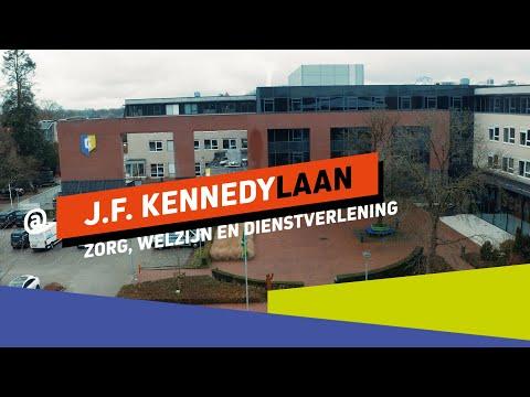 Locatiefilm J.F.Kennedylaan Doetinchem, richtingen Zorg, Welzijn en Dienstverlening