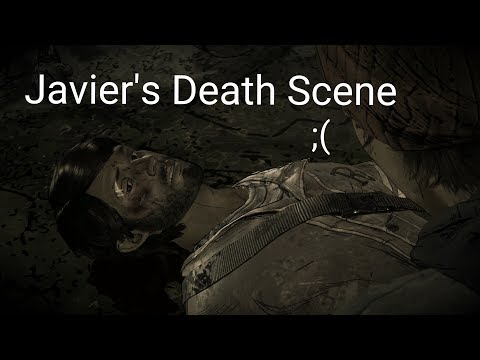 Javier's Death Scene! - Easter Egg? (The Walking Dead: A New Frontier - Episode 5) |