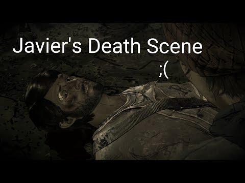 Javier's Death Scene! - Easter Egg? (The Walking Dead: A New Frontier - Episode 5) |