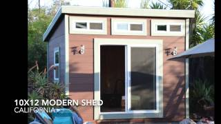 10x12 Shed Plans From Icreatablestv