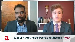 YMCA Helps Connect People
