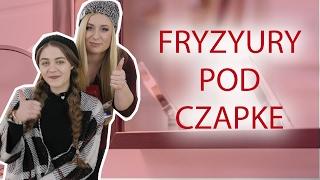 Łatwe i proste fryzury pod czapkę! Pomysły na zimę od StylizacjeTV ❄️️ | Studio Kobiet #15