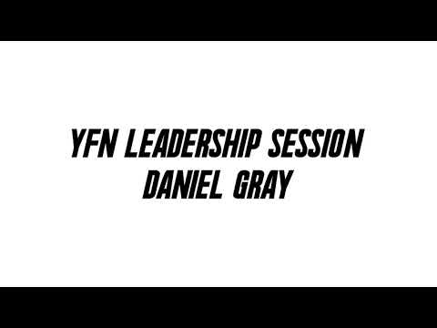 Daniel Gray Leadership Session