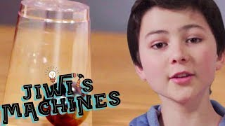 Cup Friction - Jiwi's Machines Ep. 2 - SCIENCE EXTRA