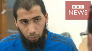 【BBC】リビアで拘束の過激主義兵 ナイフ処刑も普通に