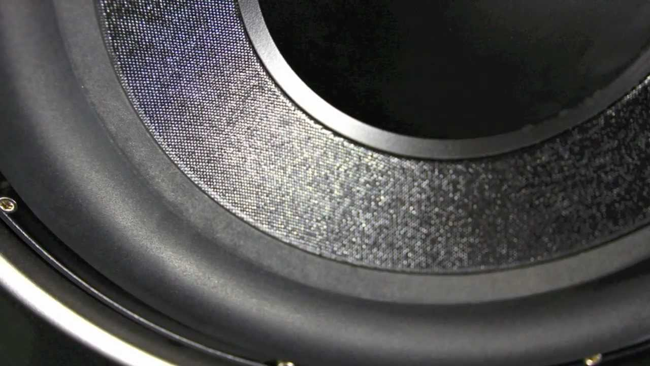 stereo design wilson audio thor s hammer subwoofer in hd 2012