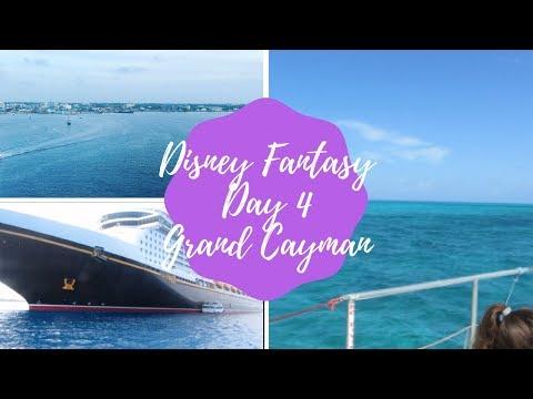 Disney Cruise Line Fantasy (DAY 4)   Grand Cayman, Cayman Islands   Rum point Beach