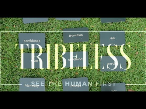TRIBELESS - She hosts conversations for strangers!