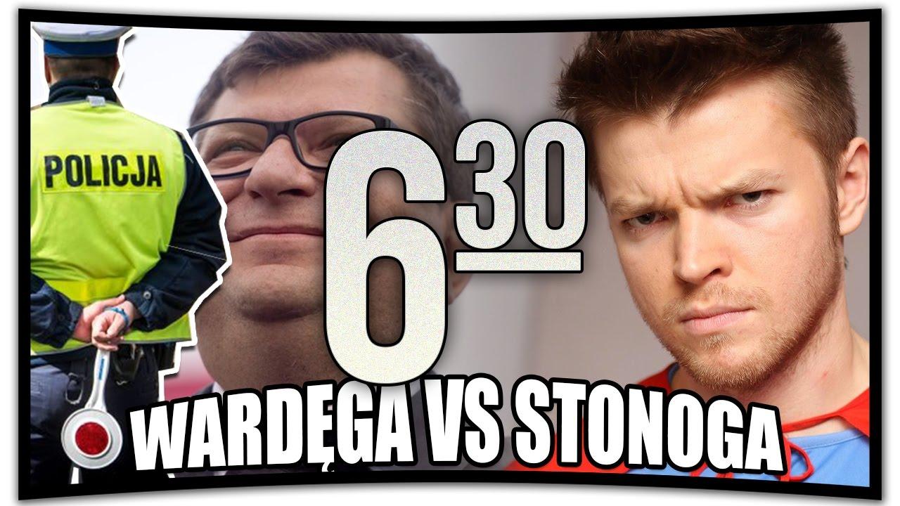 WARDĘGA VS STONOGA – NOWA DRAMA?!