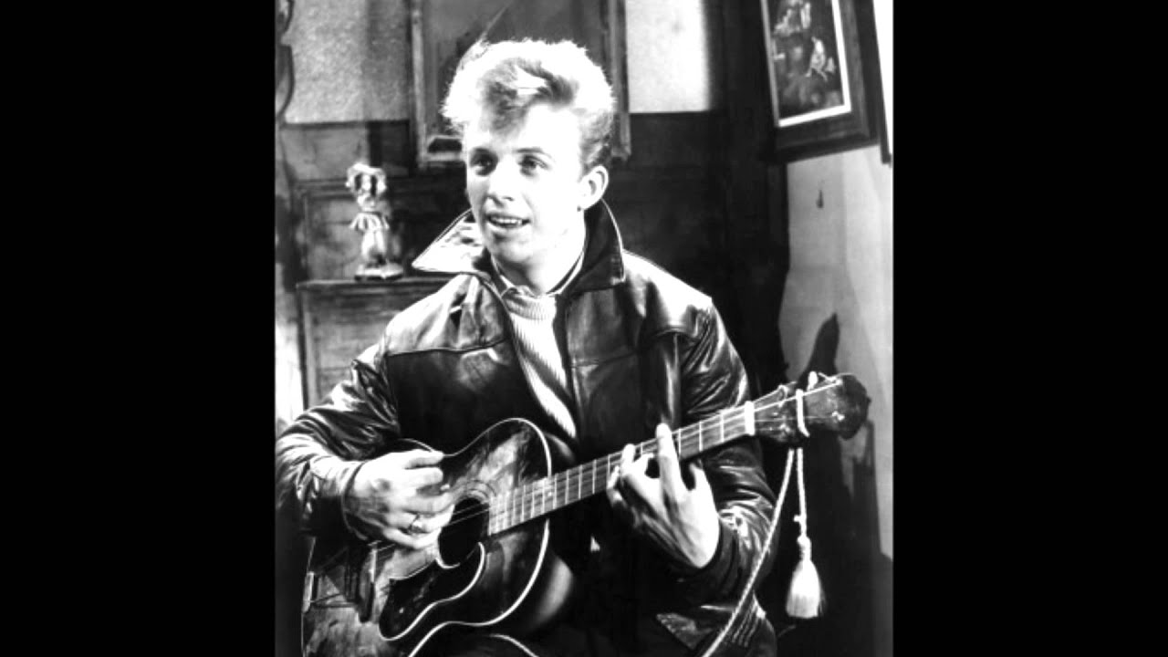 Tommy Steele The Writing On The Wall 45 Rpm Youtube