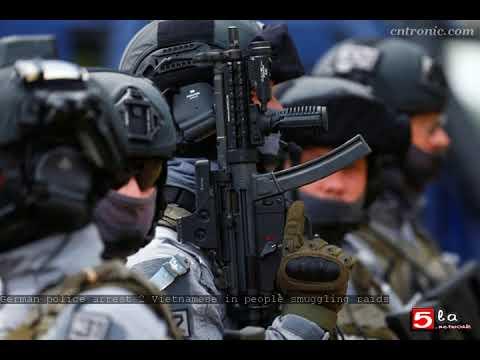 German police arrest 2 Vietnamese in people smuggling raids