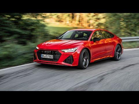 2020 Audi RS7 2020 600 HP VS BMW M5 600 HP Acceleration  0 -250 Km/h