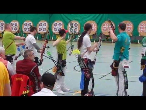 Deutsche Meisterschaft Halle 2016 in Bad Segeberg