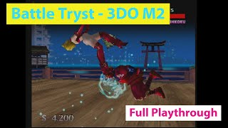 Battle Tryst Let's Play - 3DO M2 Konami - Video Game Esoterica - EP 12.2