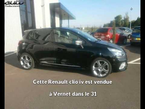 renault clio iv occasion visible vernet pr sent e par le vernet automobile youtube. Black Bedroom Furniture Sets. Home Design Ideas