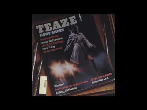Teaze - She's Gone Again