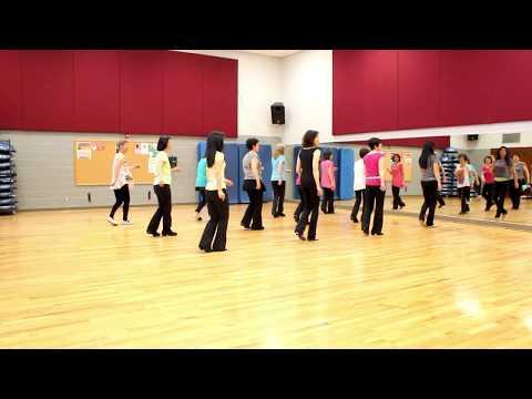 Happy People - Line Dance (Dance & Teach in English & 中文)