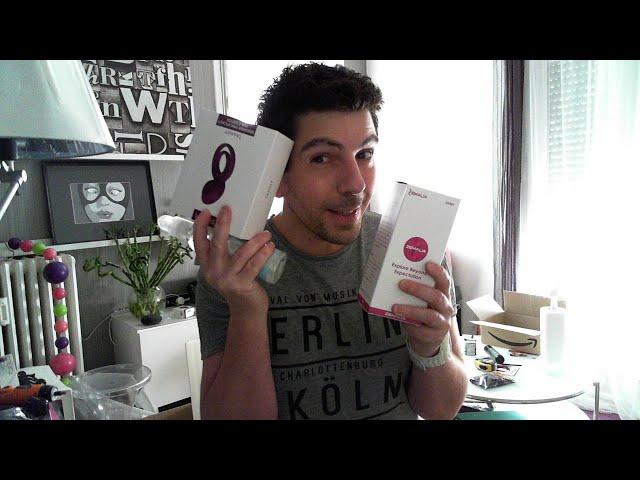 Live - Unboxing Nouveaux produits SVAKOM & ZEMALIA (en offre spéciale sur Amazon)